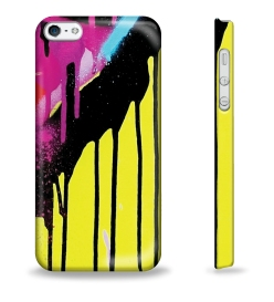 Aerosol iPhone 5 Case by Vladimir Cherepanoff