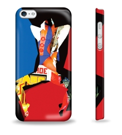 Dada iPhone 5 Case by Vladimir Cherepanoff
