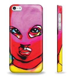 Hero iPhone 5 Case by Vladimir Cherepanoff