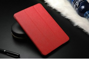Red iPad Mini Smart Cover
