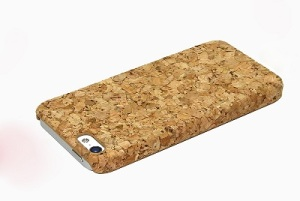 Natural Eco Cork iPhone 5 Case