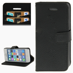 Black_Leather_iPhone_5C_Case_