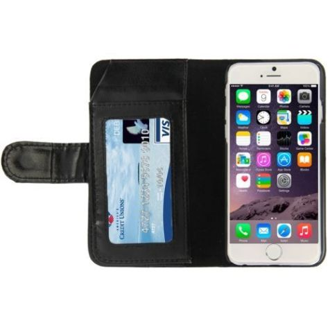 Black Horse Leather iPhone 6 & 6S Case 4