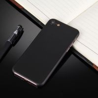 Black Ultra-thin Translucent iPhone 7 Case