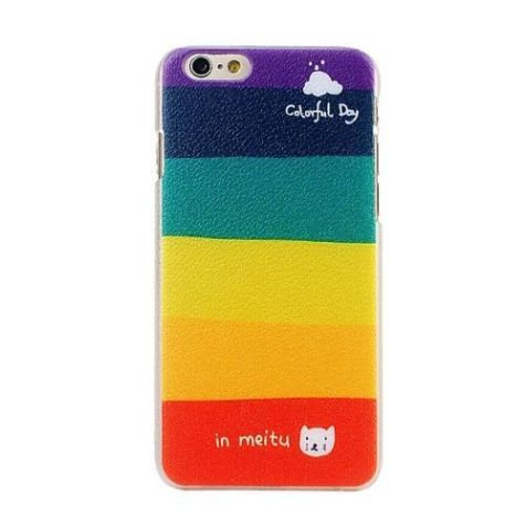 Colorful Stripe iPhone 6 & 6S Case 2
