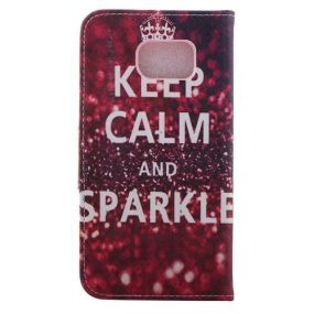 Keep_calm_and_Sparkle_Leather_Wallet_Samsung_Galaxy_S7_EDGE_Case_4__72606.1472708372.1000.1000