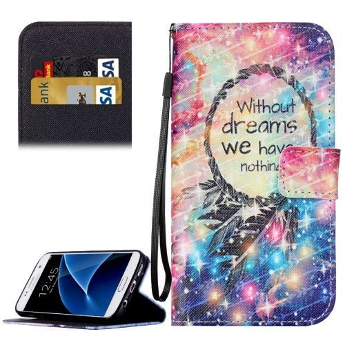 Dreams Leather Wallet Samsung Galaxy S7 Case.jpg