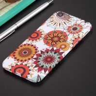 Hot Flowers iPhone 7 Case 1