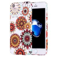 Hot Flowers iPhone 7 Case