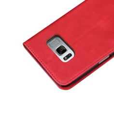 Red Horse Flip Leather Wallet Samsung Galaxy S8 PLUS Case 4