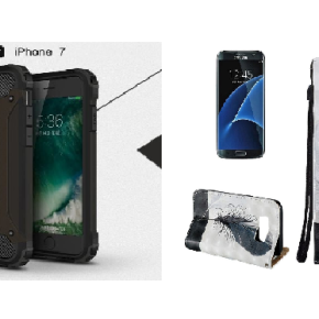 Samsung and iPhone FashionCases