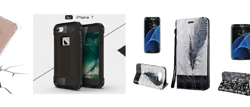 Samsung and iPhone Fashion Cases