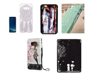 Seasonal Get-Away Phone Covers