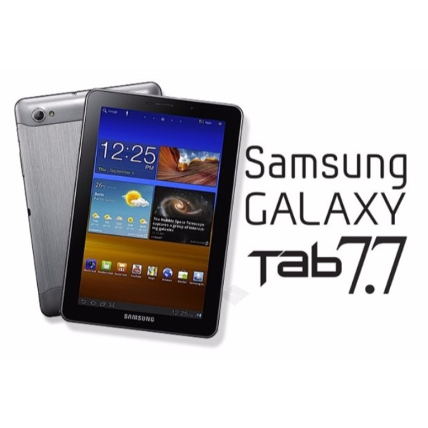 Samsung Galaxy Tab: The Evolution