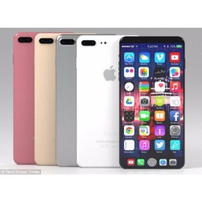 Apple reveals iPhone 8 Features?