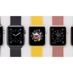 Apple Watch Evolution