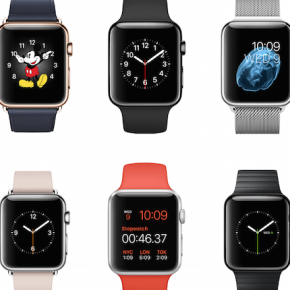 The Apple Watch Evolution