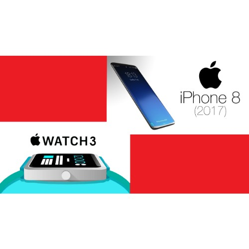 iPhone 8 and Apple Watch high expectations from Apple fans