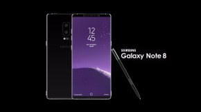 Samsung's Galaxy Note 8Launch