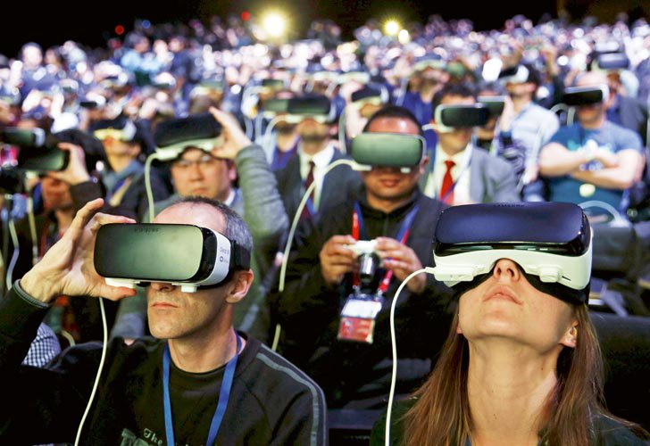virtual reality on mobile devices