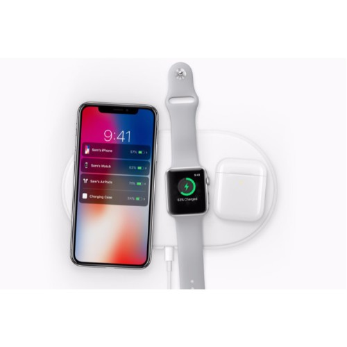 Qi wireless charging options for iPhone 8 and iPhone X