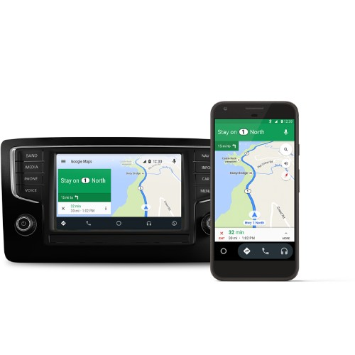 Android Auto - ultimate car experience