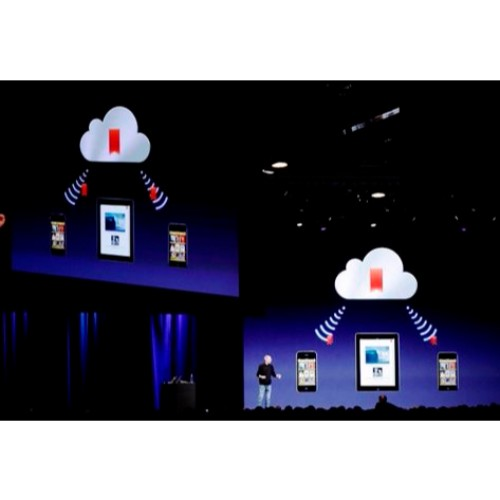 The Apple cloud environment