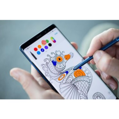 Power of Samsung Galaxy Note 8 Pen