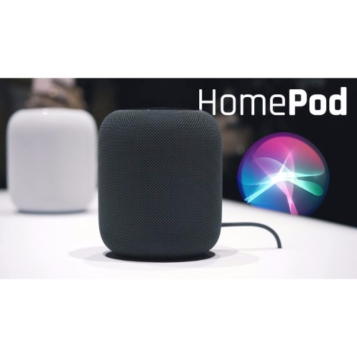 The Apple Homepod