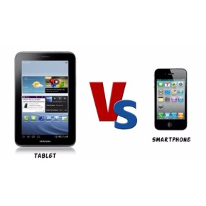What can a tablet do that a smartphone can't?