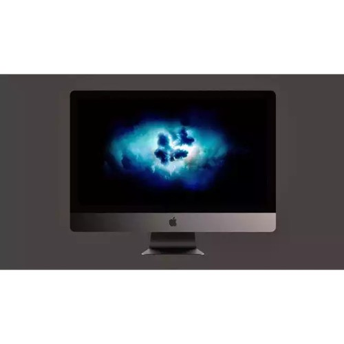 The new iMac Pro