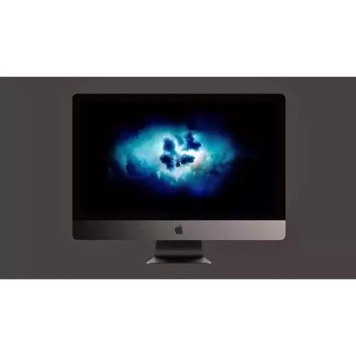 The new iMac Pro