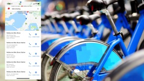 New bike-sharing feature on Apple Maps around the world