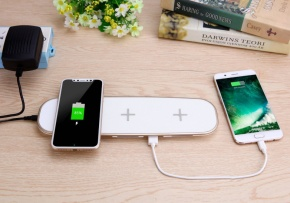 Is it possible to charge any phone wirelessly?