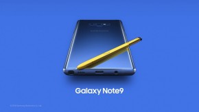 Samsung Note 9 and its review!